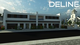 Deline - A Modern Home (Dublex) Minecraft Map & Project