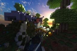 Fantasy Themed Plot #2 Minecraft Map & Project