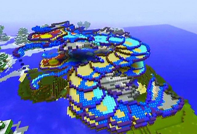 planet minecraft map with 3d Pixel Art Pokemon Waterslide Gyarados on Modern Mcdonalds 3176280 likewise 3d Pixel Art Bumble Bee Rabbit Ducky furthermore Help Me Plz also The Rms Titanic moreover 3d Pixel Art Pokemon Waterslide Gyarados.