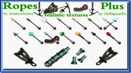 [McR] RopesPlus REALISTIC Minecraft Texture Pack