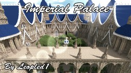 Imperial Palace (Livestream Project) Minecraft