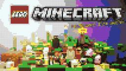 Lego Minecraft Minecraft Map & Project
