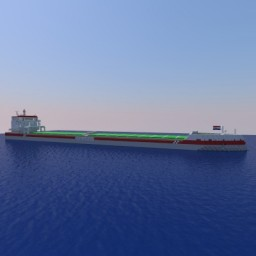 Cargo-Ship [MV TERBORG]+Download Minecraft Map & Project