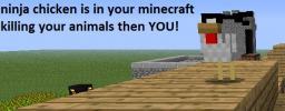 Interview With a Chicken Minecraft Blog
