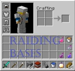 PvP Tips- Raiding Bases Minecraft Blog