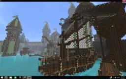 Merchant's Guild - Sanacraft Minecraft Map & Project