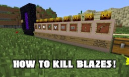 How to kill Blazes! Minecraft Blog
