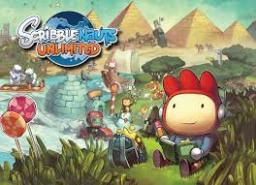 Scribblenauts Unlimited [1.8 ready!]