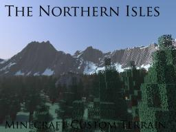 The Northern Isles - Minecraft Custom Terrain Minecraft