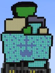Skyscraper of Memories [Kingdom hearts 2] Minecraft Project