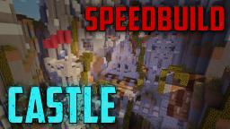 MONTAIN CASTLE Minecraft Map & Project