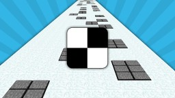 Don't tap the white tile - minigame