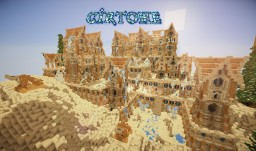 Cirtohe - Kastia RPG server build Minecraft