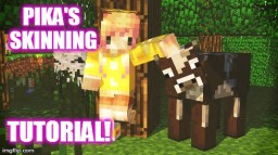 ✰ᑭIKᗩ✰~  Hair & Face Shading Tutorial :3 Minecraft Blog
