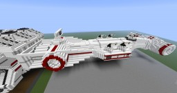 Tantive IV  STAR WARS Minecraft Map & Project