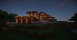 Armada House Minecraft Map & Project