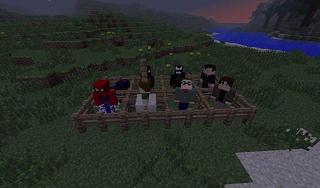 Spiderman Mobs