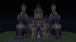 A Medieval Castle Spawn Minecraft