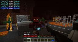 Rise Of Zombies Minecraft Map & Project