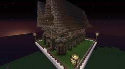 Medieval Inn Concept Minecraft Map & Project