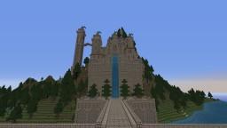 Queen's Landing Minecraft Map & Project