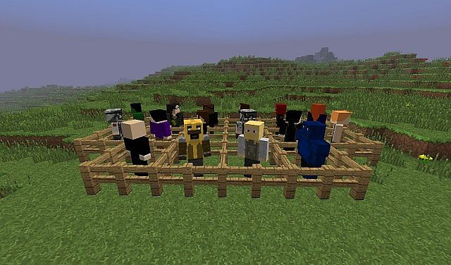 The Avengers Mobs