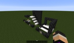 Modern House Components 1.7 and Higher Minecraft Map & Project
