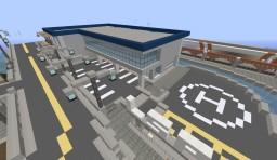 Los Santos ( GTA Map ) Minecraft