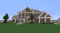 Traditional Mansion | Alphacraft Minecraft Map & Project
