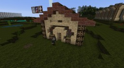 The Dirt House Minecraft Map & Project