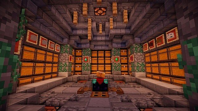 Cool Room Designs In Minecraft