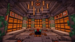 Medieval Storage Room Minecraft Map & Project