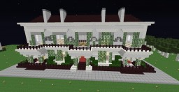 The n00b Mansion Minecraft Map & Project