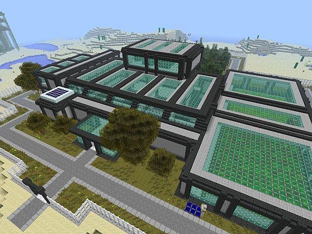 Factory Builder Image Minecraft