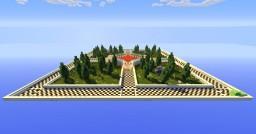 Hub Spawn! Minecraft Map & Project