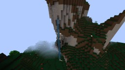 A little house in the mountain Minecraft Map & Project