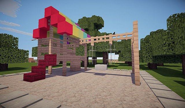 how to create your own minecraft server 1.8.7