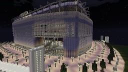 MetLife Stadium Concert Minecraft Map & Project