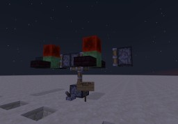 Introducing Cruise Missiles (alternatively, EAT IT, IYECTAN SHIELDS!) Minecraft Map & Project