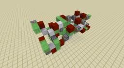 Sidemounted Semi-Automatic Move-Able Cannon - B01