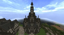 Warhammer Styled Building Set Minecraft Project