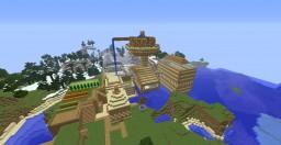 Stampy's Lovely World PC V1.6 Minecraft Map & Project