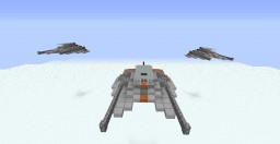 Snowspeeder Minecraft Map & Project