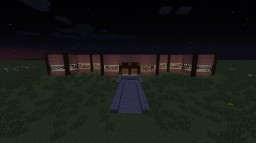 Small Restaurant Minecraft Map & Project