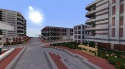 Modern City Suburb - Rhodes Minecraft