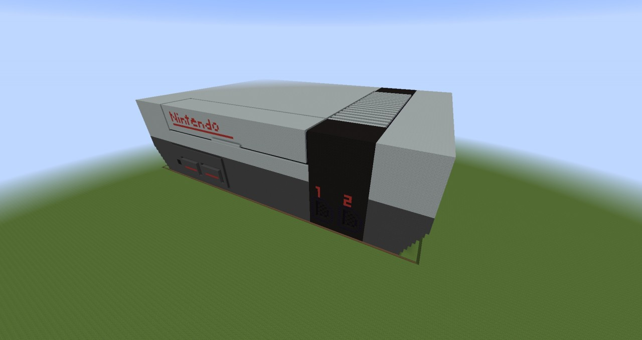 nintendo entertainment system minecraft project