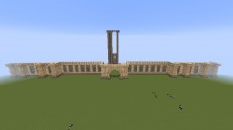 Large Palace Minecraft Map & Project