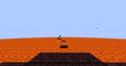 Lava Parkour Minecraft Map & Project