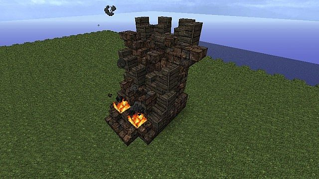 Throne of the end Minecraft Project