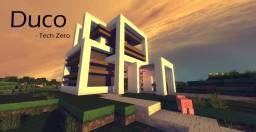 Duco - Contemporary Minimalist Modern Home Minecraft